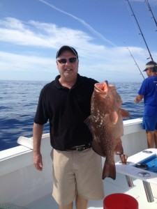 Feb 2014 Red grouper