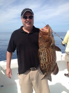 feb 2014 Black grouper