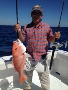 Pat Burns Red Snapper