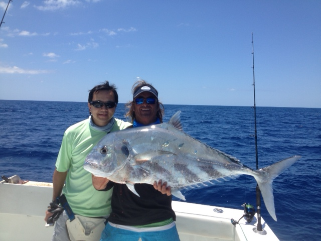May 6 2014 African Pompano