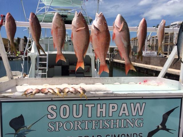 June Fishing in Key West